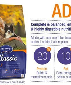 DOG FOOD NUTRITION